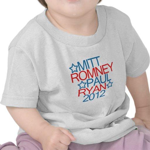 Romney Ryan 2012 Tees