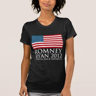 Romney Ryan 2012 T-shirts
