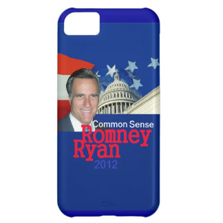 Romney Ryan iPhone 5C Case