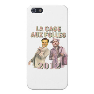 Romney Ryan Cover For iPhone 5/5S