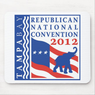 Romney Ryan For President 2012 Mouse Pad