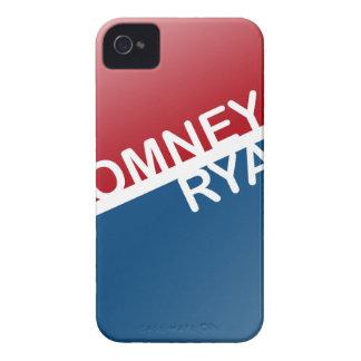 ROMNEY RYAN RETRO BLOCK iPhone 4 COVERS