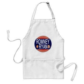 Romney Ryan Retro Standard Apron