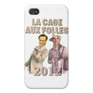 Romney Santorum iPhone 4/4S Covers