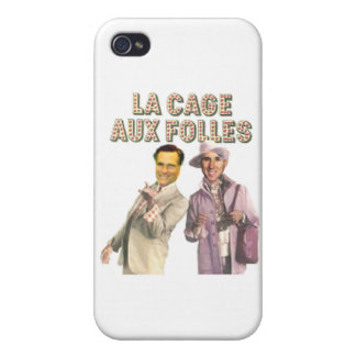 Romney Santorum iPhone 4 Cover