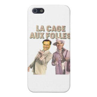 Romney Santorum iPhone 5/5S Case