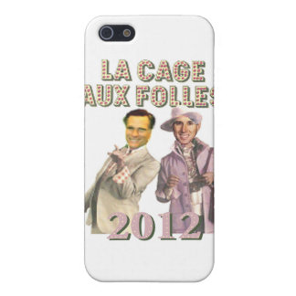 Romney Santorum iPhone 5 Case