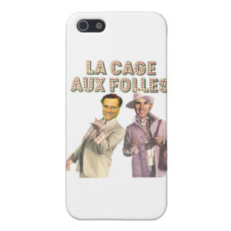 Romney Santorum iPhone 5 Covers