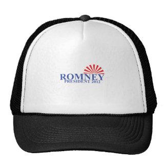 ROMNEY-STARS MESH HATS