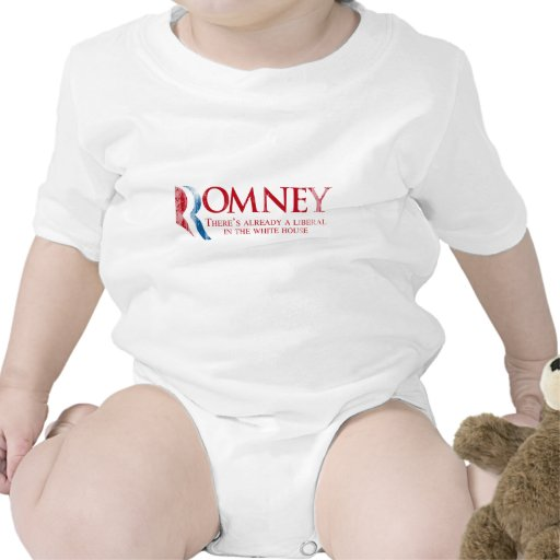 Romney - There's already a liberal.png Shirt