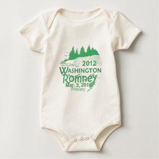 Romney Washington Baby Bodysuit