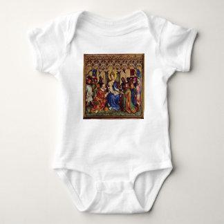 Romper: Interior Pilgrimage Baby Bodysuit