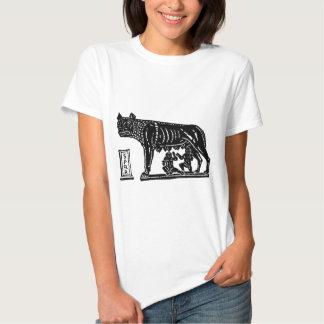 Romulus and Remus Roman Mythology Shirt