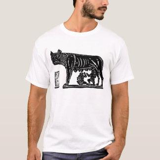Romulus and Remus Roman Mythology T-Shirt