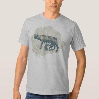 Romulus and Remus Tshirts