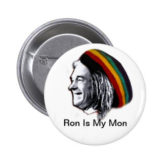 Ron Is My Mon Buttons
