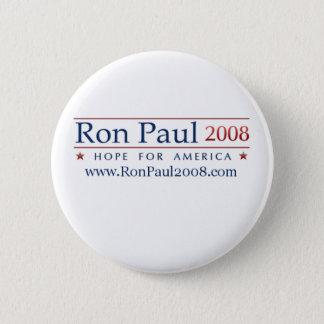 Ron Paul 2008 Button