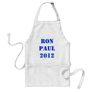 RON PAUL 2012 STANDARD APRON