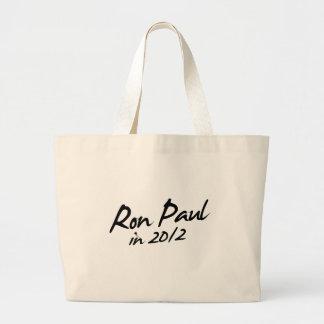 RON PAUL 2012 Autograph Bag