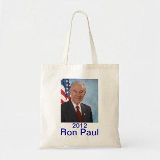 Ron Paul 2012 Tote Bags