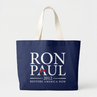 Ron Paul 2012 Bag