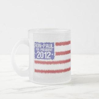 Ron Paul 2012 Campaign Coffee Mug