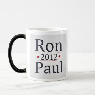 Ron Paul 2012 Campaign Coffee/Tea Cup