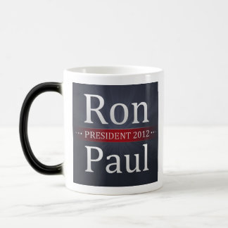 Ron Paul 2012 Campaign Coffee/Tea Cup