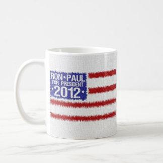 Ron Paul 2012 Campaign Coffee Tea Cup Coffee Mugs
