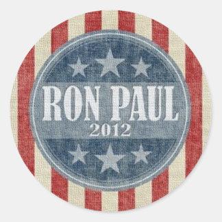 Ron Paul 2012 Campaign Sticker