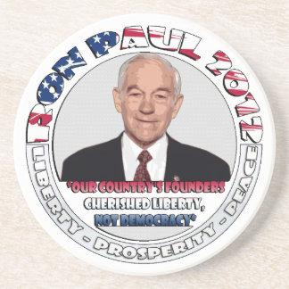 Ron Paul 2012 Coaster