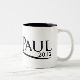 Ron Paul 2012 Curve Mug