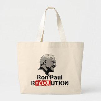 Ron Paul 2012 Jumbo Tote Bag