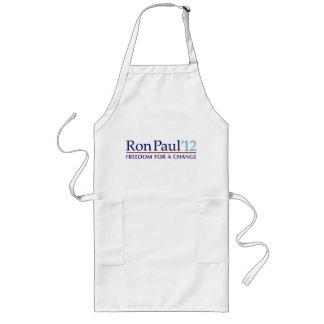 Ron Paul 2012 Long Apron