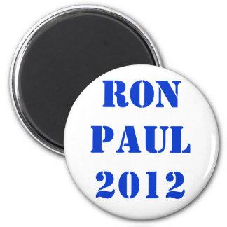 RON PAUL 2012 FRIDGE MAGNET