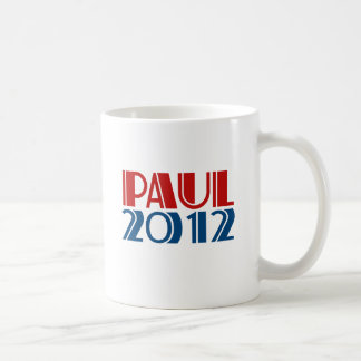 RON PAUL 2012 (Marquee) Mugs
