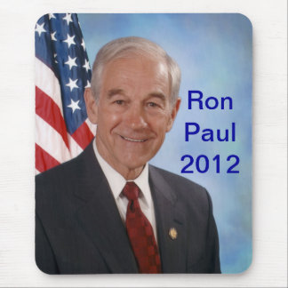 Ron Paul 2012 Mousepads