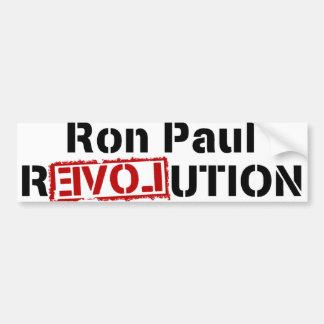 Ron Paul 2012 Obama Mccain Palin 2012 President Bumper Sticker