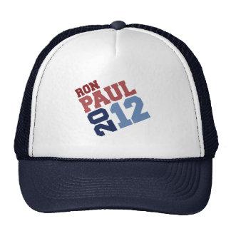 RON PAUL 2012 SWAY TRUCKER HAT