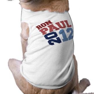 RON PAUL 2012 SWAY SLEEVELESS DOG SHIRT