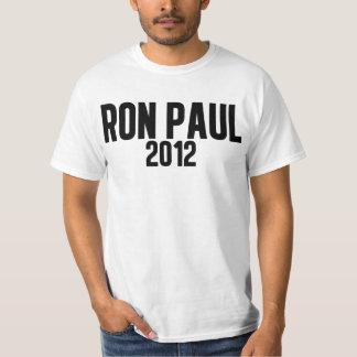 Ron Paul 2012 value T-Shirt
