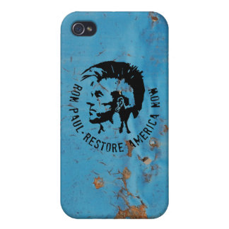 Ron Paul 2014 Case For The iPhone 4