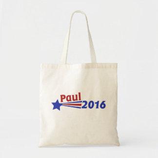 Ron Paul 2016 Budget Tote Bag