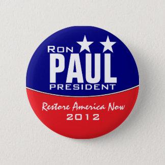 Ron Paul 6 Cm Round Badge