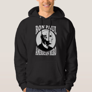 Ron Paul American Hero Pullover