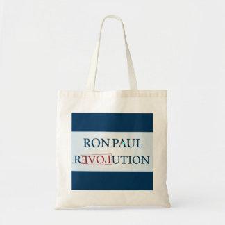 Ron Paul Budget Tote Bag