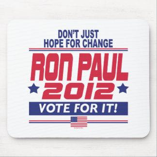 Ron Paul Change Mousepads