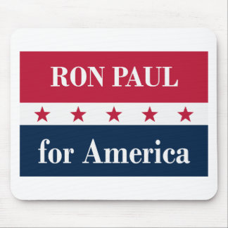 Ron Paul for America Mouse Pad
