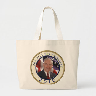 Ron Paul For President 2012 Tote Bag