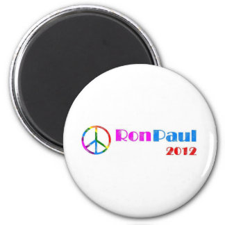 Ron Paul for President 2012 Fridge Magnet